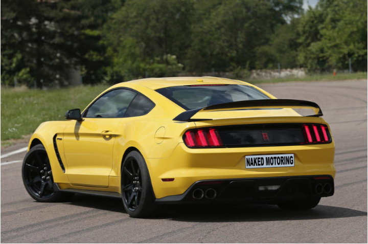 Ford Mustang Shelby GT350R review (2017)