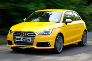 Audi S1 Quattro review