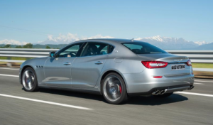 Maserati Quattroporte GranSport Q4 V6 review