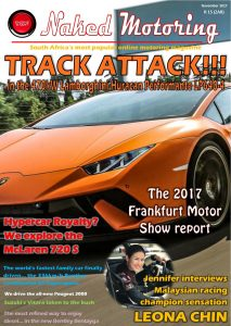 Naked Motoring magazine – November 2017