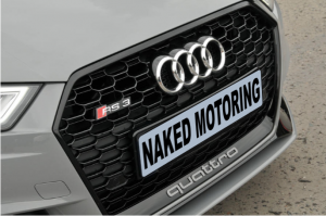 Audi RS3 Quattro sedan review