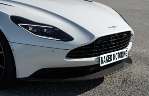 Aston Martin DB11 V8 review