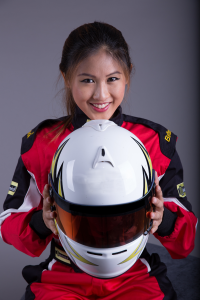 Send Leona Chin to race in Japan