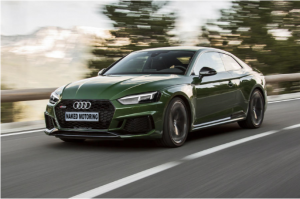 Audi RS 5 review
