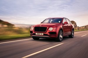 The all-new Bentley Bentayga V8 announced