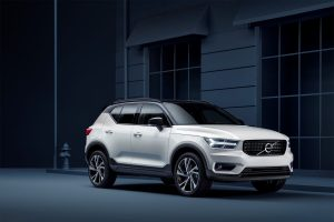 Volvo Cars debuts three-cylinder engine in new XC40 compact SUV