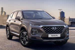 All-new Hyundai Sante Fe revealed ahead of Geneva Motor Show