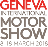 Our stars of the 2018 Geneva International Motor Show