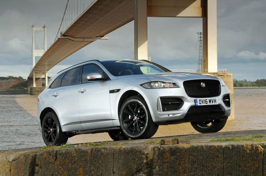 Jaguar F-Pace wins World Car of the Year 2018