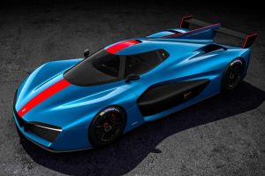 New Pininfarina car brand to launch electric hypercar in 2020
