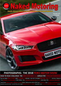 Naked Motoring magazine – November 2018