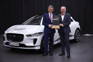 Jaguar I-Pace wins 2019 German Car of the Year award