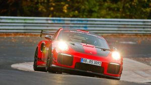 Porsche 911 GT2 RS MR: New King of the Ring with a 6:40.33