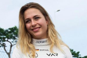 "Sophia Florsch recovering after successful surgery with ""no fear of paralysis"""