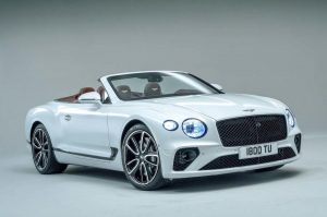 Bentley reveals new Continental GTC