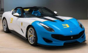 New one-off Ferrari revealed – the SP 3 JC Roadster