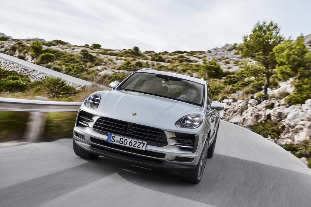 Porsche Macan S launches with new V6 turbo engine