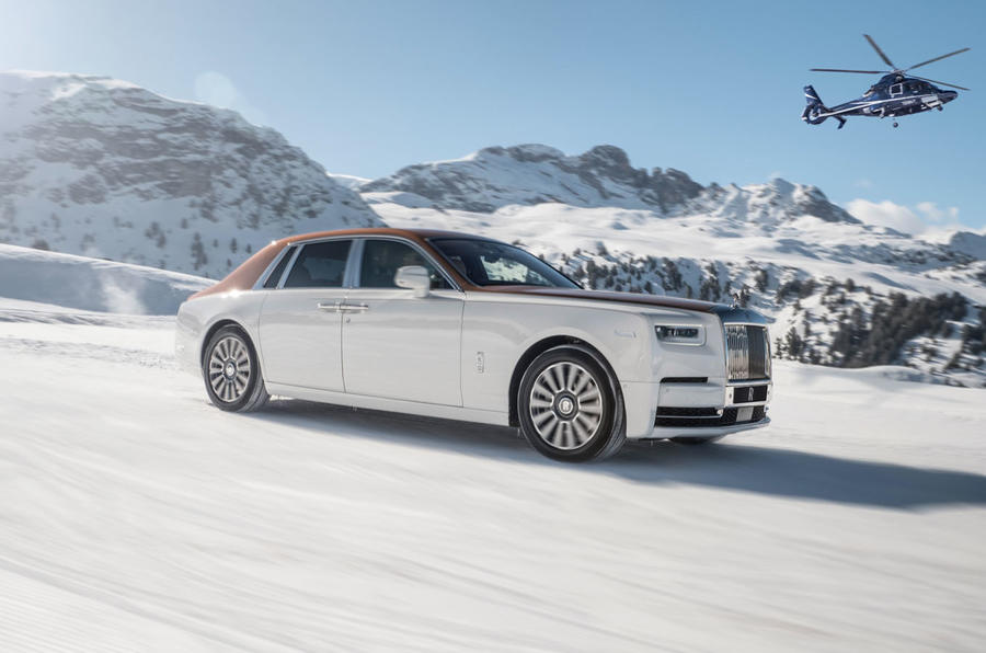 Rolls-Royce celebrates best year of sales in 115-year history