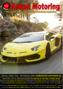 Naked Motoring magazine – February 2019