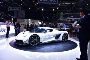 Koenigsegg Jesko breaks cover with 300mph (480km/h) objective