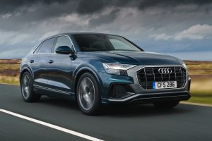 The all-new Audi Q8 goes on sale in SA