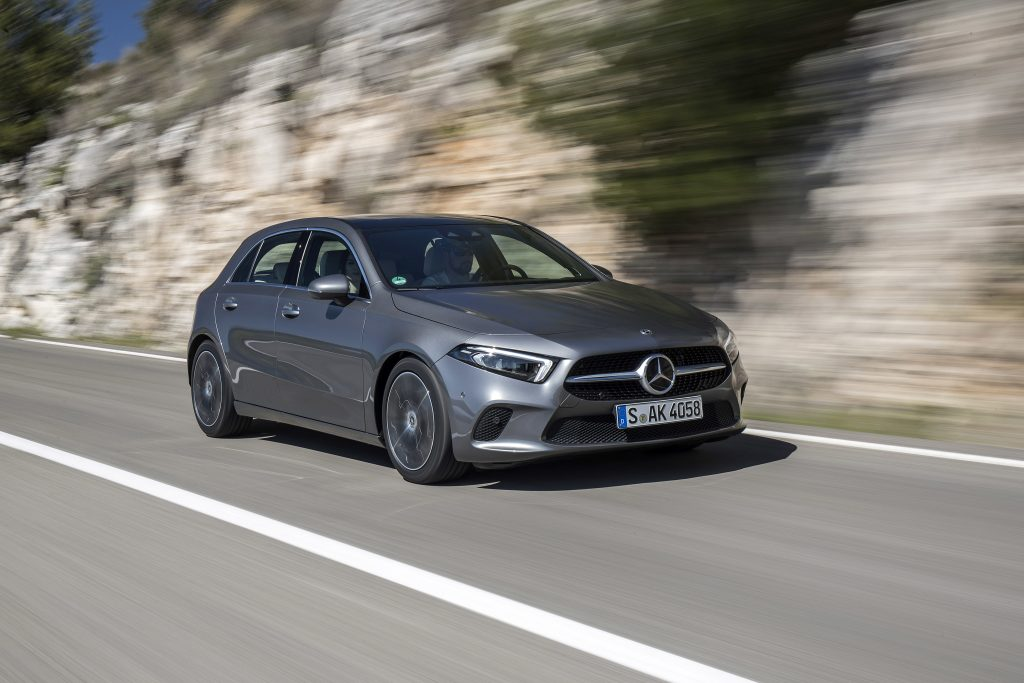 Mercedes-Benz A-Class wins AutoTrader South African Car of the Year