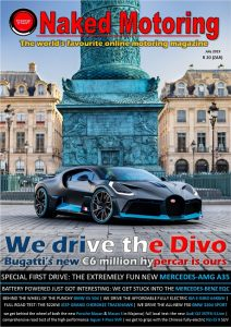 Naked Motoring magazine – July 2019