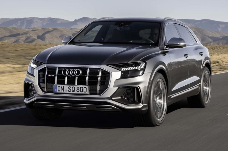 Audi reveals sizzling hot SQ8 as new flagship SUV