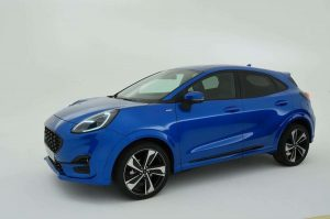 Ford reveals new Puma as Fiesta-based compact SUV