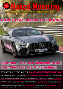 Naked Motoring magazine – August 2019