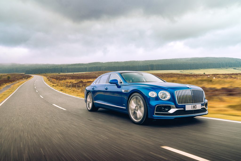 Bentley Flying Spur First Edition (2019) to be auctioned for charity