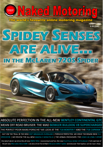 Naked Motoring magazine – September 2019