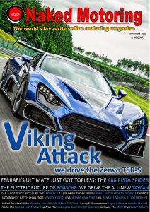 Naked Motoring magazine – November 2019