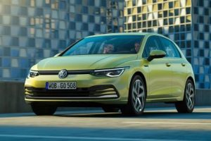 All-new 2020 Volkswagen Golf Mk.8 revealed