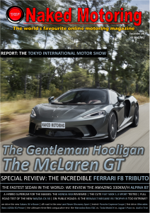 Naked Motoring magazine – December 2019