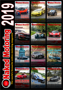 The full 2019 Naked Motoring magazine collection