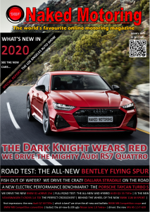 Naked Motoring magazine – January 2020