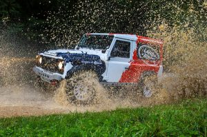 Jaguar Land Rover buys performance 4×4 firm Bowler