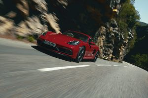 The new Porsche 718 GTS 4.0 models: driving pleasure for all the senses