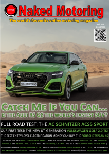 Naked Motoring magazine – April 2020