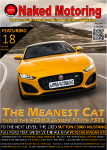 Naked Motoring magazine – May 2020