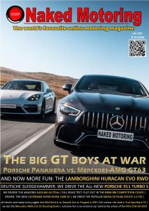 Naked Motoring magazine – July 2020