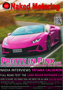 Naked Motoring magazine – August 2020