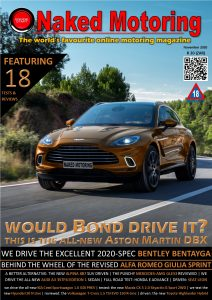 Naked Motoring magazine – November 2020