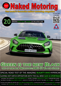 Naked Motoring magazine – December 2020