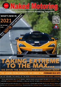 Naked Motoring magazine – January 2021